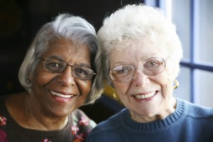 Two Senior Ladies