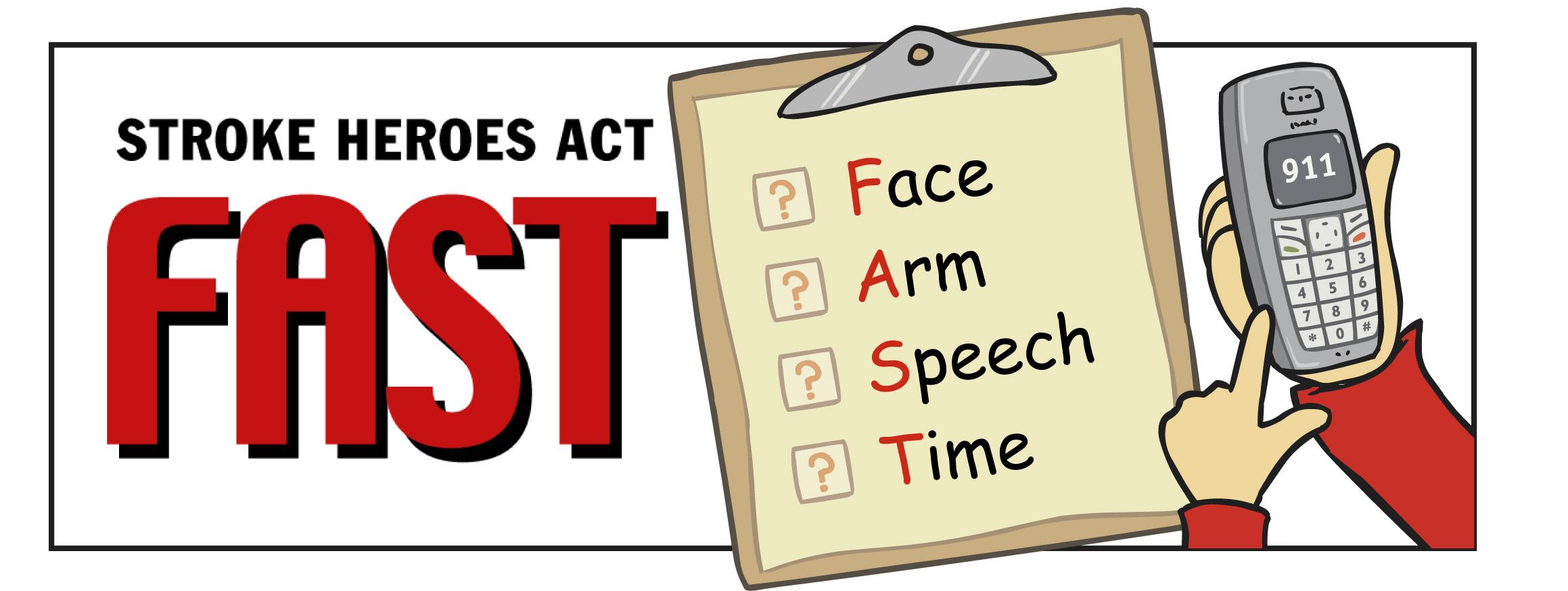Act FAST logo