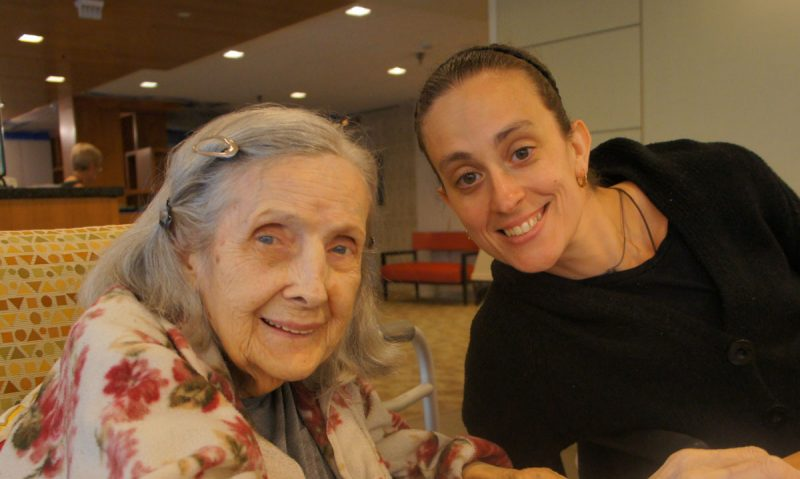 Donate to Elder Care Services and Programs