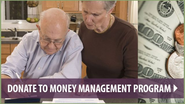 Donate to Money Management Program