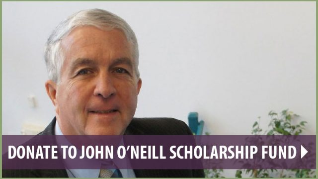 Donate to John O'Neill Scholarship Fund